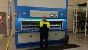 Automated Storage Solutions australia