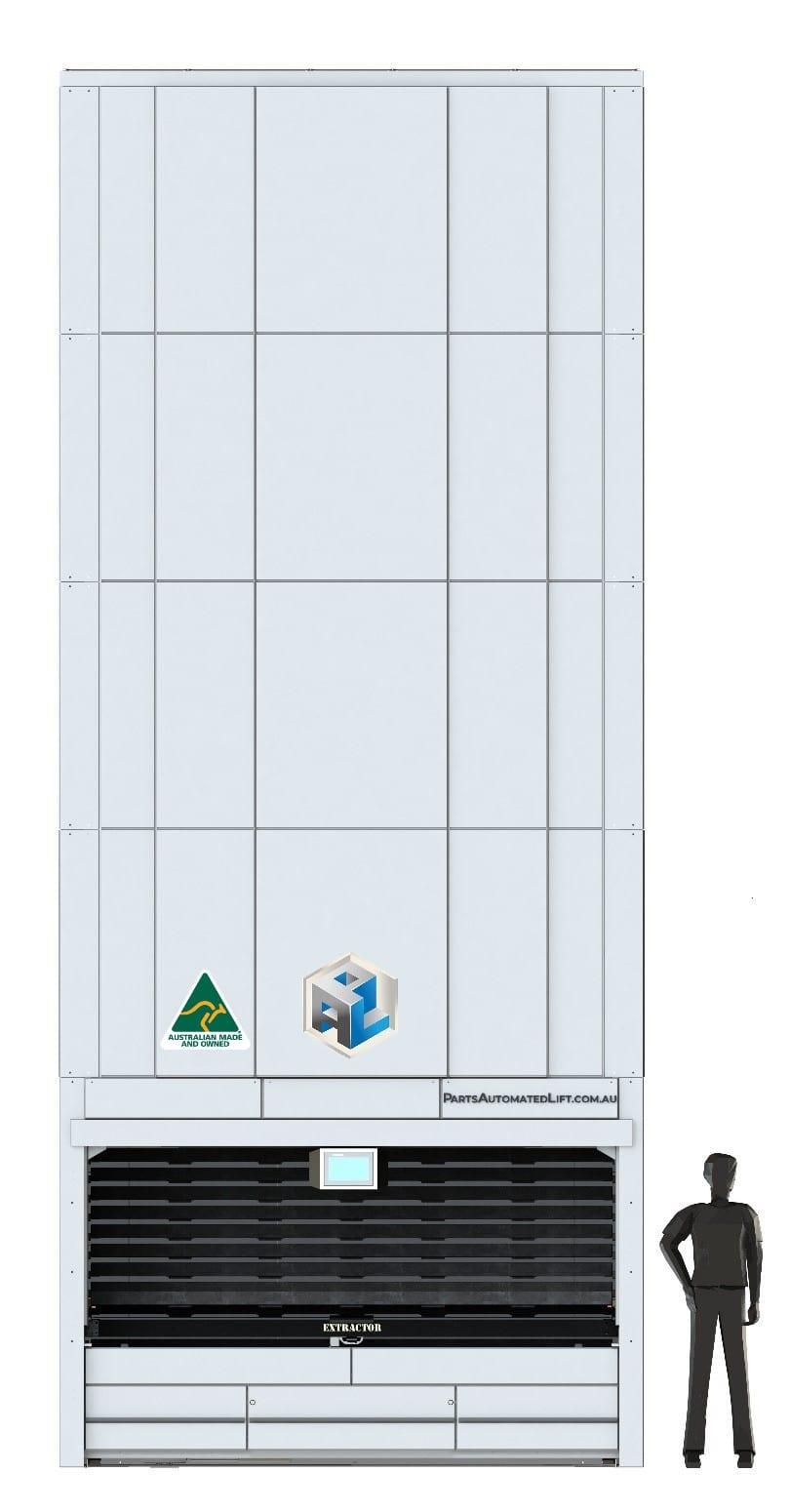 Automated Storage Lift